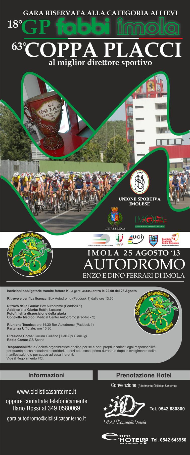Coppa Placci - Gp Fabbi Imola