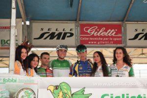 Allievi podio - GP Fabbi Imola 2016 (1)