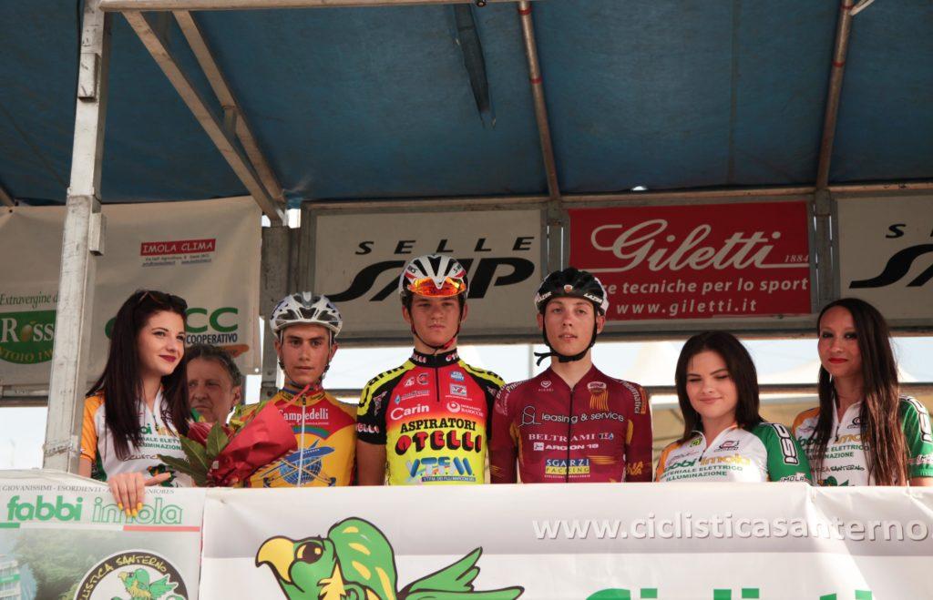 PODIO Gp Fabbi Juniores 2016